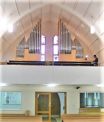 Vaihingen an der Enz/Horrheim, Neuapostolische Kirche - Organ index, die freie Orgeldatenbank