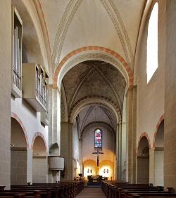 Paderborn, Gaukirche St  Ulrich – Organ index, die freie